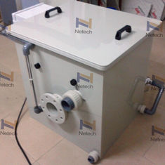 1.1KW Industrial Aquaculture Automatic Drum Filter Untuk Pengolahan Air Baku
