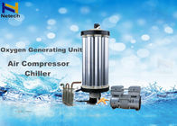 15 lpm Oxygen Concentrator Parts With Air Compressor Chiller For Ozone Machine