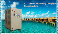 Industrial ozone generator for aquaculture