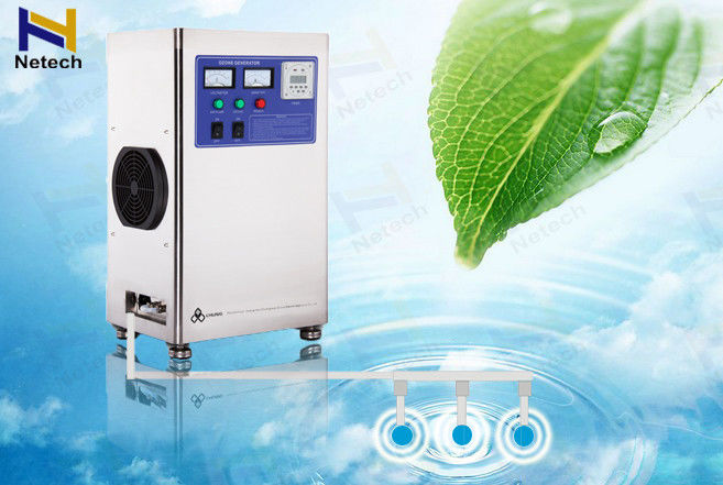 Water Treatment  Ozone Generator 2 / 3 / 5 / 6 / 10 / 15 / 20G / Hr Ozone Output