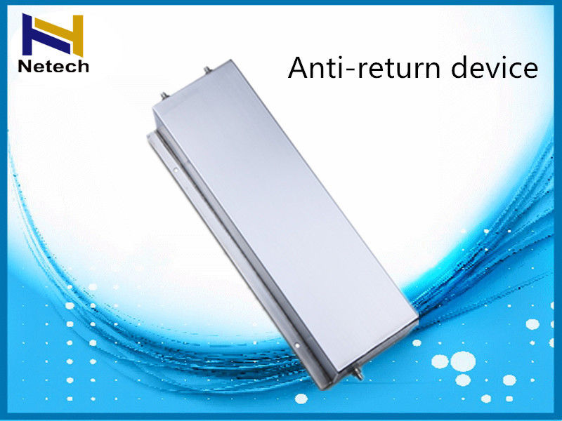 Safety Anti - return Box For Prevent The Water Flow Back To Ozone Machine
